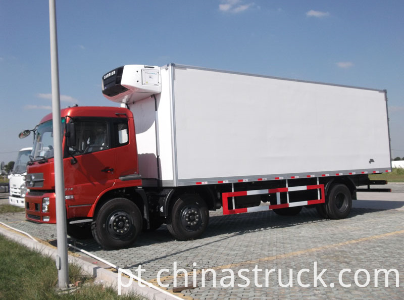 20Ton refrigerated truck