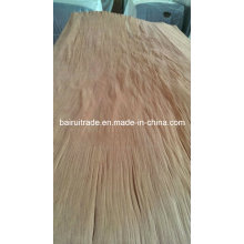 0.3mm Red Plb Veneer Linyi for Making Plywood
