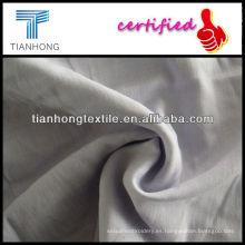 Doble de algodón teñido de tela doble sólida tela/doble tela de algodón