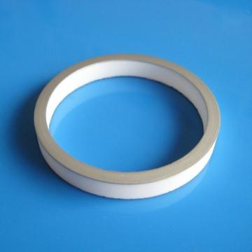 Anéis cerâmicos metalizados avançados para componentes elétricos