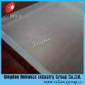 4mm / 5mm / 6mm / 8mm / 10mm Klare Säure Glas / Acid geätztes Glas / Mattglas / Nebelglas / Bad Tür Glas / Trennwand Wand Glas