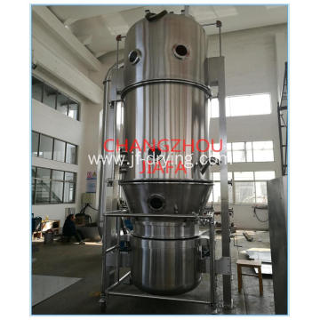 Fluid bed mixing drying/dryer