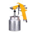 Pistolet de pulvérisation à air chaud électrique pour peinture par pulvérisation automatique