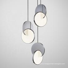 Modern chandelier led hanging pendant lamp for livingroom