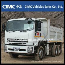 Isuzu Dump / Tipper Truck 6X4