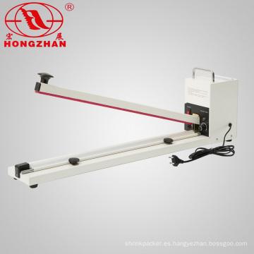 Impulso de mano Extra larga Hongzhan Hi600 máquina de sellado