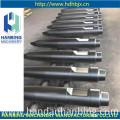 Outils coniques de ciseau de marteau de brise-roche hydraulique