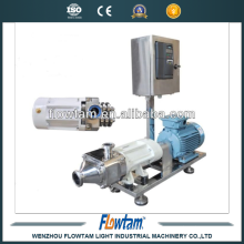 stainless steel twin screw pump for viscous products                                                     Quality Assured