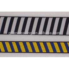 L'usine adapte la bande de sergé imprimée par coutume durable durable de haute qualité qui respecte l'environnement
