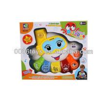Топ продаж музыкальных Octopus ж / свет / B / O игрушки / Музыкальные игрушки