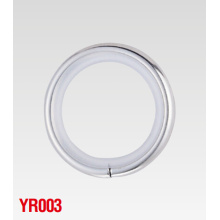 Silent Simple Curtain Rod Ring