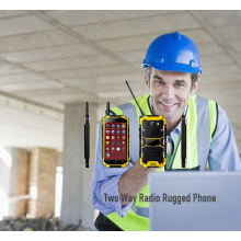 Two Way Radio Rugged Phone