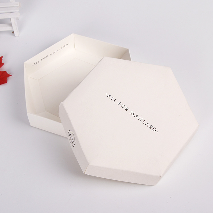 Direct Distributor Customized Design Hexagon Gift Box