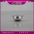 China SRS empty cosmetic container packaging ,high quality container
