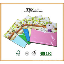 180 * 180mm Kartonabdeckung Origami Papier (OP180-002B)