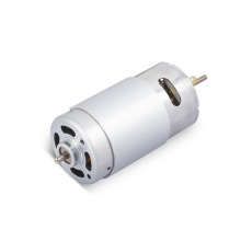 High speed Metal rear cover Permanent Magnet 12v dc motor 3000rpm