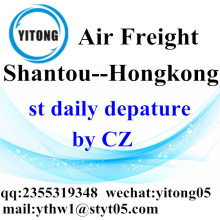 Shantou International Air Freight Forwarding naar Hongkong