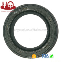 China manufacture NBR/VITON TC double lip hydraulic oil seal/Mechanical Seals