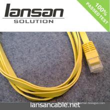 LANSAN Professional High Speed utp cat5e & cat6 patch cord PVC/LSOH ETL/UL/ROHS/ANATEL