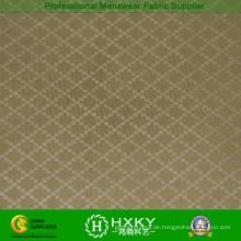 Diamant-Typ Prägung mit Polyester-Gewebe in Men′s Wind Mantel oder Jacke