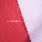 Dull Nylon Taslon Tent Fabric, White Pigment, Coated, Made of 100% Nylon, for Outdoor