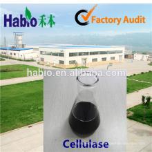 Enzymes Cellulase liquide / colorants textiles et produits chimiques / produits chimiques de teinture de tissu