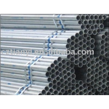 Tubo de acero sin costura galvanizado