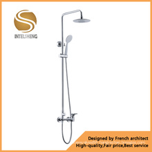 Wall-Mounted Rainfall Shower Set (AOM-6101)