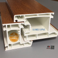 CE Grade UV Resistance PVC Profiles