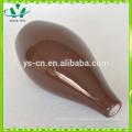 Neue Soild Farbe Braun Moderne Vase Made In China
