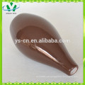 Novo Soild Cor Brown Modern Vase Made In China