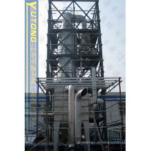 Máquina de secagem por pulverização de pressão de laboratório