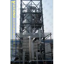 Équipement de séchage par pulvérisation sous pression pour l'acide aminé