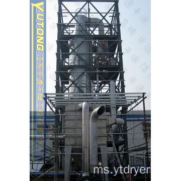 Paraffin Pressure Spray Dryer