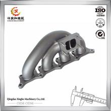 Geschmiedeter hydraulischer rostfreier Stahl 316 3 Weisen-Wasserventil-Verteiler