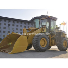 SEM656D Heavy Stone Wheel Loader CUMMINS Engine