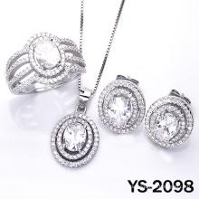 Комплект ювелирных изделий способа 925 серебряный (YS-2098. JPG)