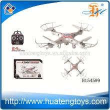 Nuevo producto 2.4G 4CH 6-Eje RC UFO con cámara de helicóptero de patio de luz H154599