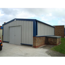 Prefabricated Steel Structure Garage (KXD-SSB1362)
