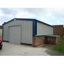 Garagem pré-fabricada em estrutura de aço (KXD-SSB1362)