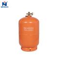 Dominica 5kg Flüssiggasflasche mit Brenner