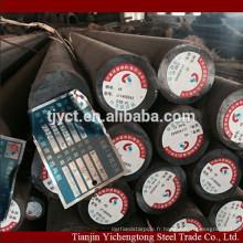 Tige en acier Prix par tonne pour tige à faible teneur en carbone et tige d'alliage