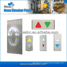 Фонарь подъема зала, указатель лифта, детали лифта