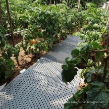 Top Sale Vegetable/Flower Weed Barrier Landscape Garden Muddy Area Rubber Matting
