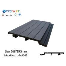 Revestimiento de pared al aire libre impermeable WPC de la alta calidad