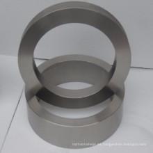 El anillo de titanio de Astm B381 forjó el grado 5 Ti6al4v para la industria