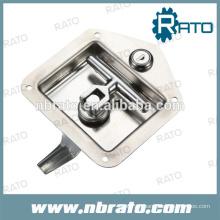 RCL-166 puerta de camión caja de herramientas cerradura de acero inoxidable