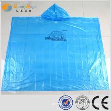 SUNNYHOPE Imperméables personnalisés en PVC personnalisés
