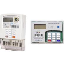 Однофазный сплит-счетчик с предварительной оплатой энергии (беспроводная радиосвязь)
