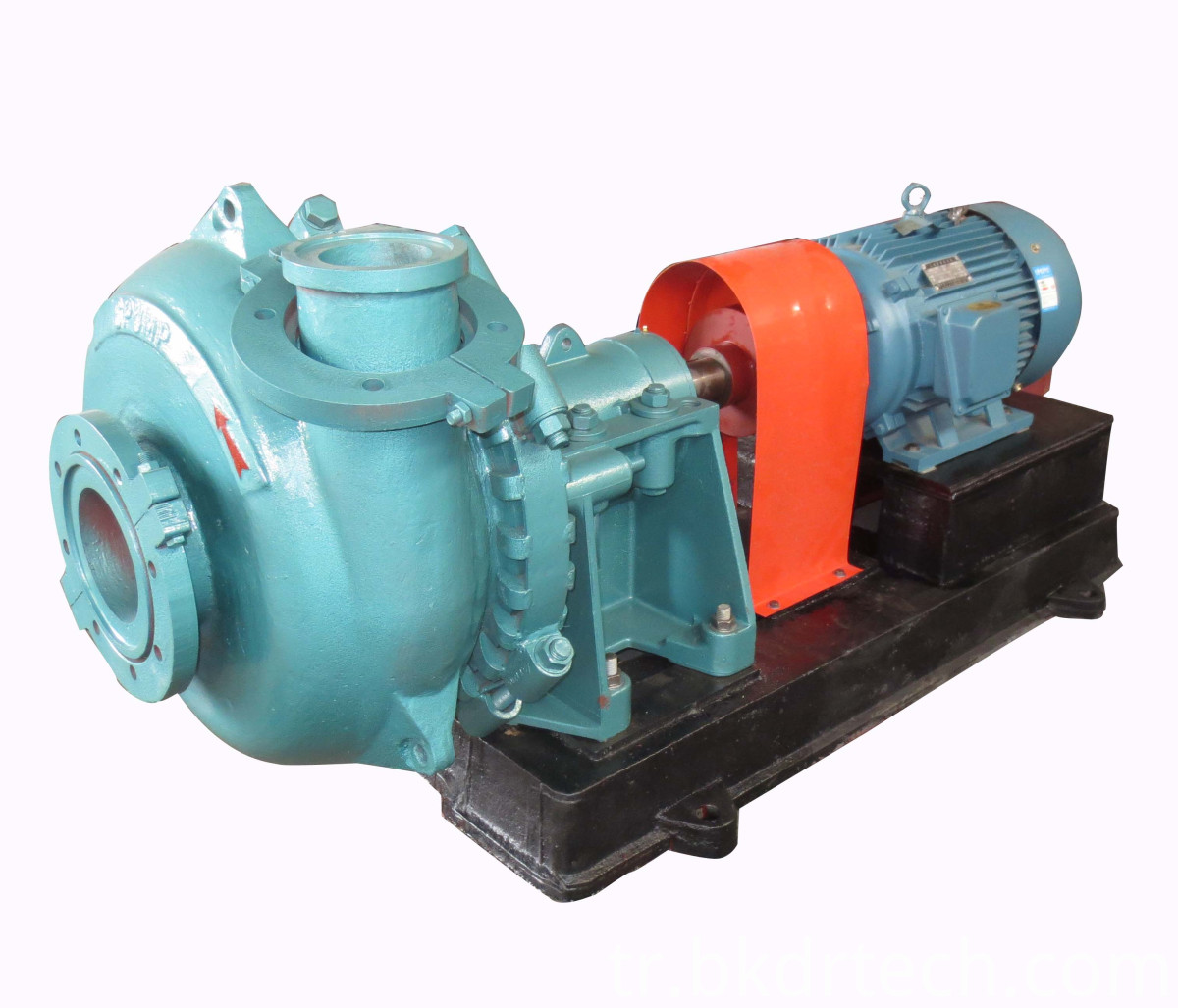 sand dredge pump